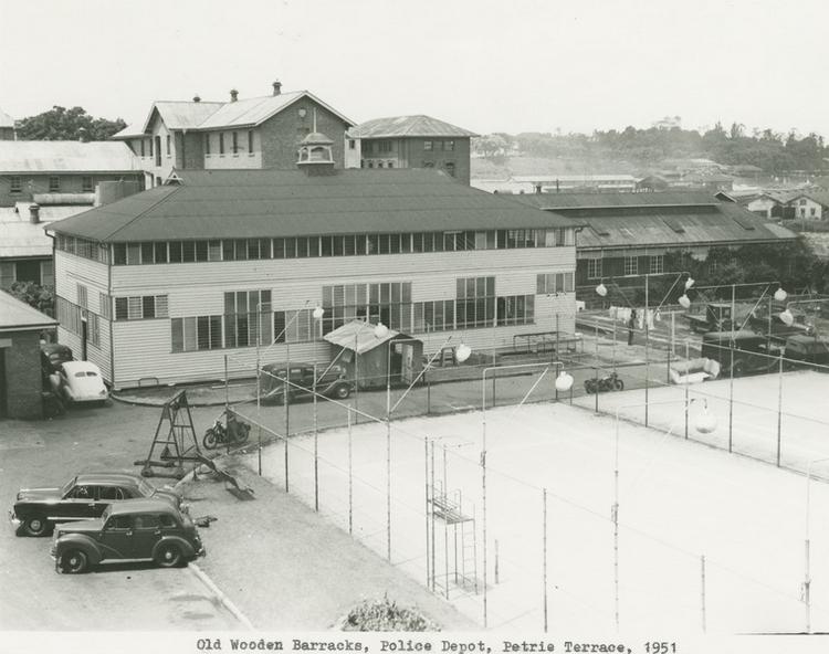 The Barracks in Paddington
