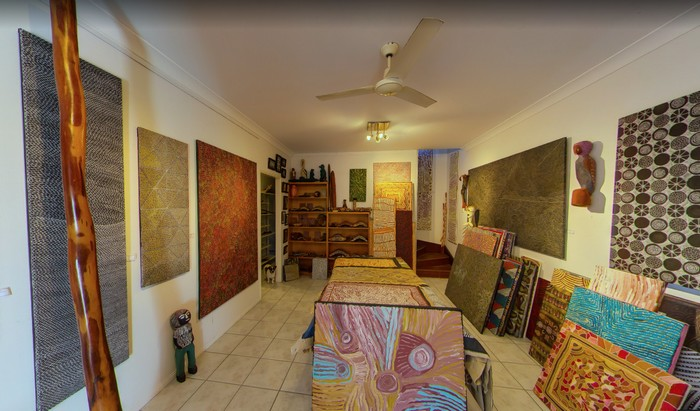 Hidden Treasure: Highly Collectible Art at Red Sand Art Gallery Off Given Terrace