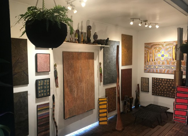 Red Sand Art Gallery