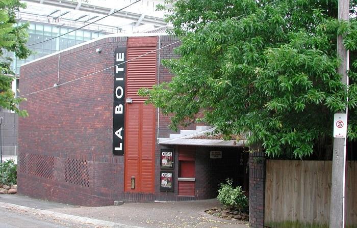 Have a Look at La Boite Theatre, Australia's First Purpose-Built Arena Theatre