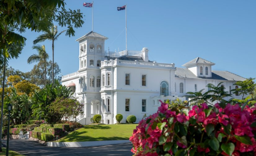 Tour the Fernberg Government House in Paddington for Free