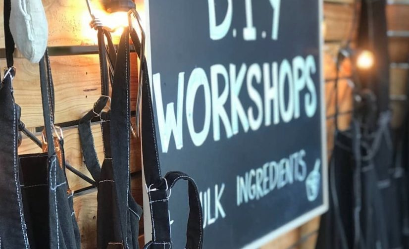 DIY Workshops For Kids at  Biome Eco Store